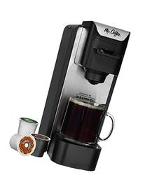 Mr. Coffee K-Cup Brewing System with Reusable Grounds Filter