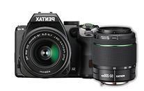Pentax K-S2 20MP DSLR Two Lens Kit w/ 18-50mm WR & 50-200mm