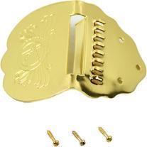 Estone 1PC K Word Gold Scalloped Mandolin Replacement