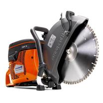 "Husqvarna K760 14"" 74cc Gas Powered Concrete Metal Saw Gas"