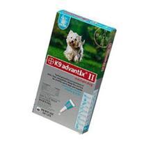 Bayer K9 Advantix II  6-doses