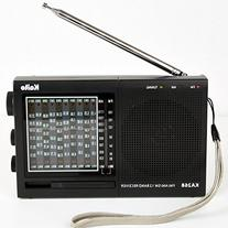 Kaito KA268 12 Band World Receiver with AM/FM and 10