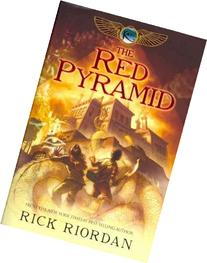 The Kane Chronicles Book 1: Red Pyramid