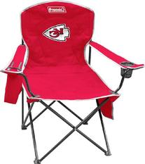 NFL Chiefs Cooler Quad Chair