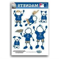 Kansas City Royals Family Magnets