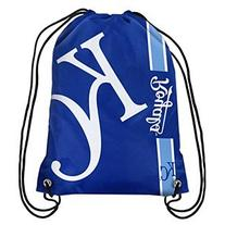 MLB Kansas City Royals Unisex 2015 Drawstring Backpack, One