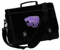 Kansas State Laptop Bag K-State Computer Bag or Messenger