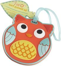 Kate Aspen Be Seeing You Luggage Tag, Owl