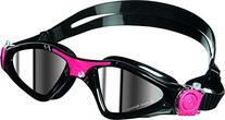 Aqua Sphere Kayenne Lady Swim Mirrored Lens Goggles, Black/