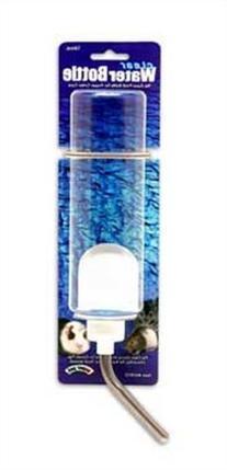Kaytee Clear Water Bottle, Single, 16-Ounce