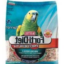 Kaytee Forti-Diet Pro Health Safflower Blend Parrot Food