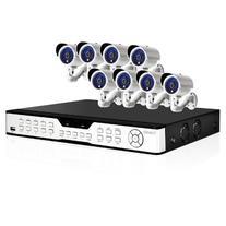 ZMODO KDH6-DASFZ8ZN-1TB 16 CH H.264 Security DVR 8 CCD IR