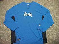 Keith Bogans Orlando Magic Game Worn Shooting Shirt