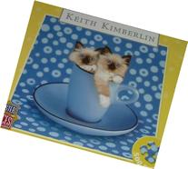 Keith Kimberlin Too Blue Without You Kittens in a Cup