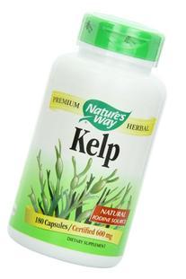 Natures Way Kelp
