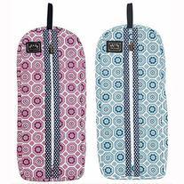Equine Couture Women's Kelsey Bridle Bag, Aqua, Standard