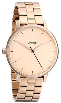 Nixon Kensington Glod Dial Women's Quartz Watch - A099-897,