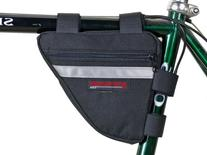 Bushwhacker Ketchum Black - Bicycle Frame Bag Cycling