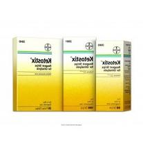 Ketostix® Reagent Strips-Packaging 10 Strips / Box - Box of