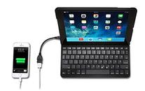 Kensington Key Folio Thin X3 Keyboard Case with Powerlift