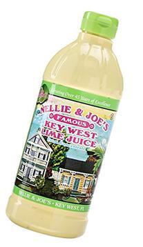 Nellie and Joe's Key West Lime Juice, 16oz Plastic