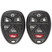 New Keyless Entry Key Fob Set of Two