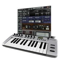 M-Audio Keyrig 25 25-note  Synth-Action Keyboard and Midi