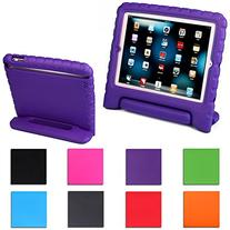 HDE iPad Mini 2 3 Case for Kids - Shock Proof Rugged Heavy Duty Impact Resistant Protective Cover Handle Stand for Apple iPad Mini 1 2 3 Retina