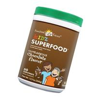Amazing Grass Kidz SuperFood Drink Powder Outrageous