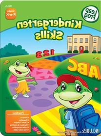 LeapFrog Kindergarten Skills Workbook with 60 Pages and 60