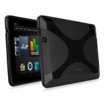 Kindle Fire HDX 7 Case, BoxWave®  Premium Textured TPU
