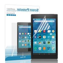 amFilm Fire HD 8 2015 Screen Protector HD Clear for New