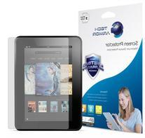 Kindle Fire HD Screen Protector, Tech Armor Anti-Glare/Anti-