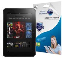 Kindle Fire HD Screen Protector, Tech Armor High Definition