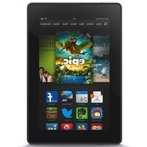 "Kindle Fire HD 7"", HD Display, Wi-Fi, 16 GB - Includes"