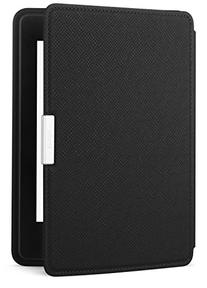 Amazon Kindle Paperwhite Leather Case, Onyx Black - fits all
