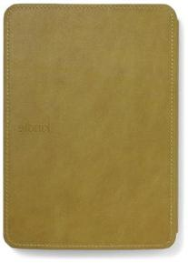 Amazon Kindle Touch Leather Cover, Olive Green