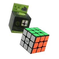 CuberSpeed Moyu Guoguan Yuexiao 3x3 black magic cube 3x3x3