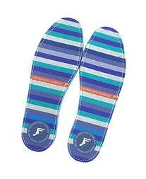 Footprint Insole Technology Kingfoam Flat Stripes Insole, 9/