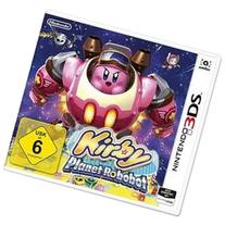 Kirby: Planet Robobot - Nintendo 3DS & 2DS