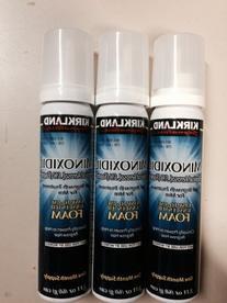 NEW - Kirkland Minoxidil for MEN Hair Growth Treatment