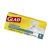 Glad Kitchen Bags, Compactor 4 bags