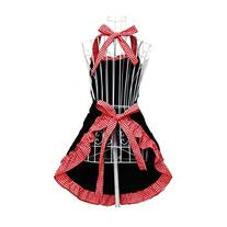 Rbenxia Women's Apron with Pockets Adjustable Bib Apron with