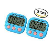 Great Polly 2 Pack Digital Kitchen Timer Cooking Timers