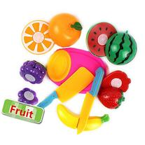 Efbock Children Kitchen Toys/Funny Cutting Fruit or