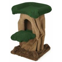 Kitty Hollow Cat Tree : Size 33 INCH