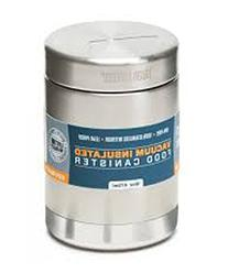 KLEAN KANTEEN Insulated Food Canister, 16 oz. Stainless