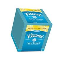 Kleenex, Cool Touch Upright Tissue, 50 ct
