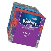 Kleenex Ultra Soft Everyday Facial Tissues - 6 Pack