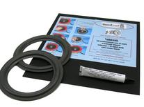 "Boston Acoustics Speaker Foam Edge Repair Kit, 6-1/2"", A40,"